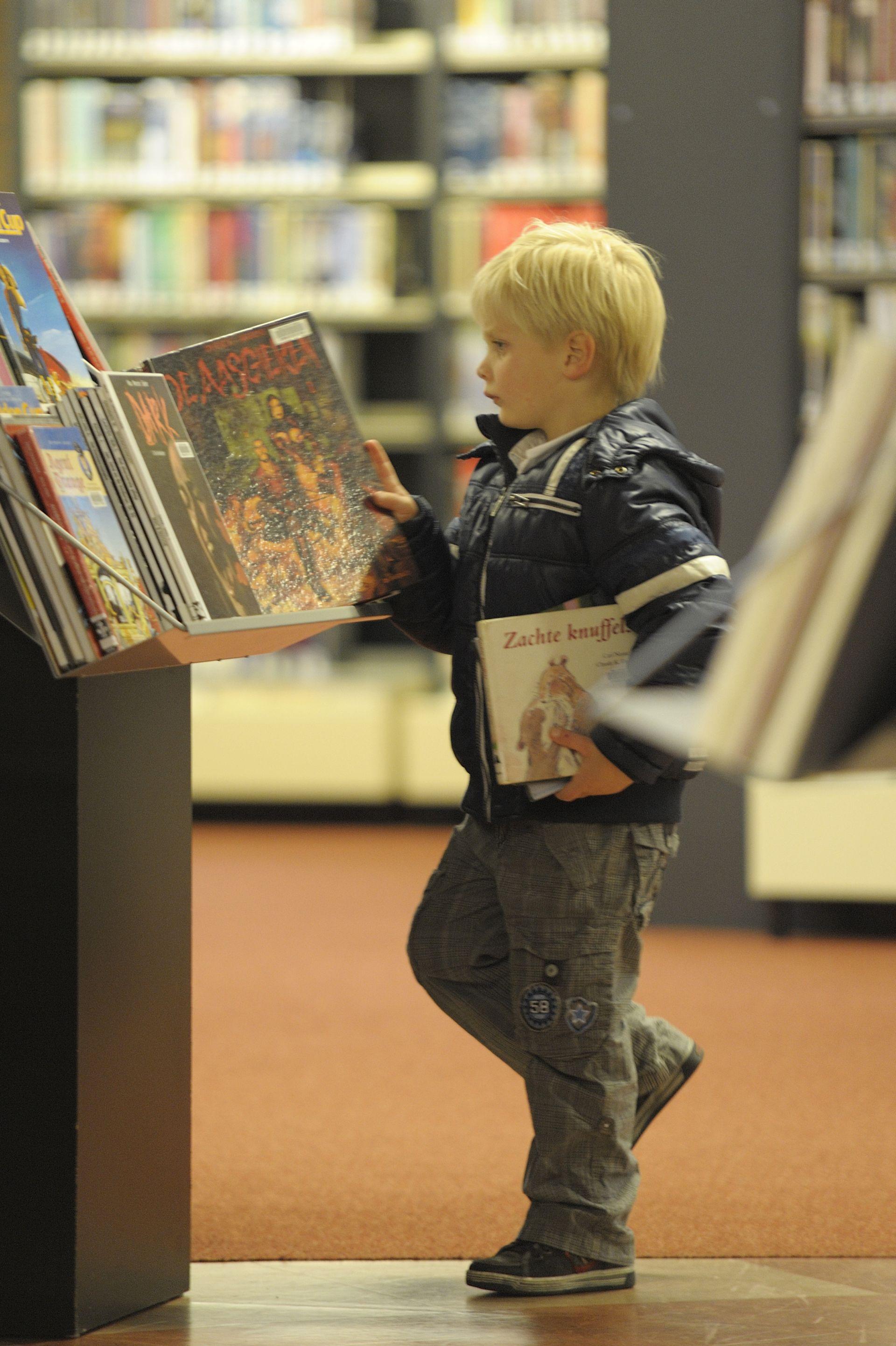 bibliotheek Drunen